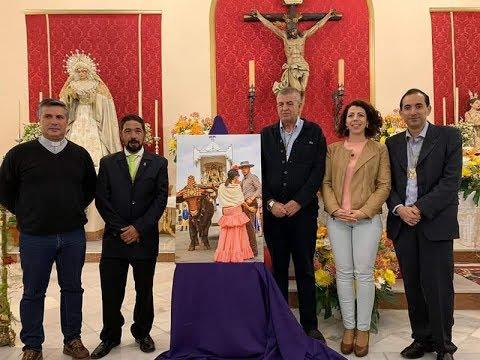 Presentación Cartel Camino 2019 Hdad de la Bella de Isla Cristina