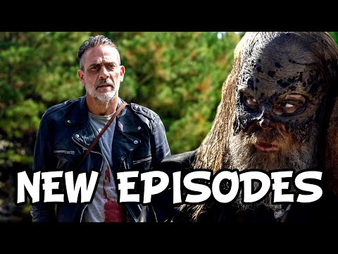 The Walking Dead Season 10 New Episodes 'Likely Commonwealth Story & Season 11 Unaffected' Explained