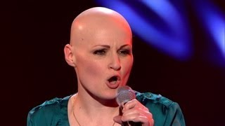 Toni Warne performs 'Leave Right Now' - The Voice UK - Blind Auditions 1 - BBC One