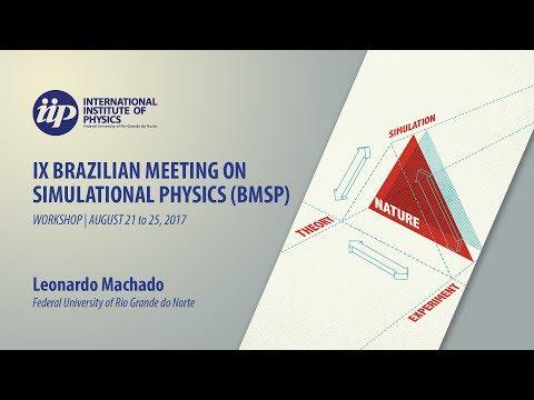 Mechanical control of properties and motion at the nanoscale - Leonardo Machado