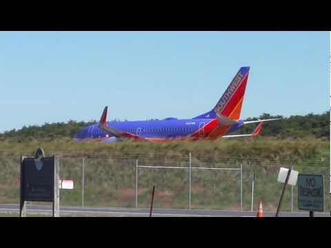 Southwest Airlines Takeoff - BWI Observation Park