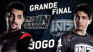 INTZ x paiN - Final Regional CBLoL 2015 - Jogo 1