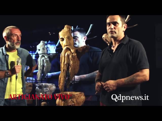 Qdpnews.it - Artigianato...dal vivo al Qdp News Point