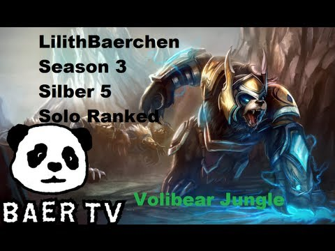 Kommentar - Mehr auf: http://www.BaerTV.de Ranked 5v5 Solo Q aus Silber V, live kommentiert PLZ Subscribe!