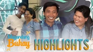 Video Magandang Buhay: Charlene reveals why she fell in love with Joven MP3, 3GP, MP4, WEBM, AVI, FLV Juli 2018
