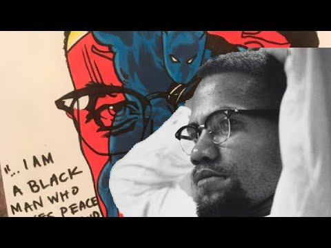 Birthday quotes - Malcolm X: wisdom we should live  by