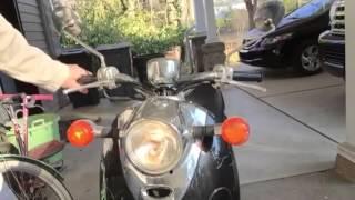 9. 2007 Yamaha Vino 50cc Clasic
