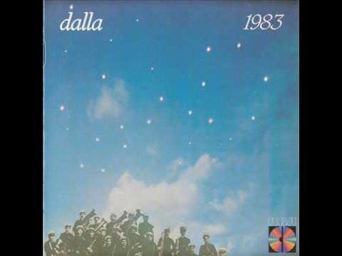 Tekst piosenki Lucio Dalla - 1983 po polsku