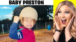 Video This is What BABY Preston Looked Like! MP3, 3GP, MP4, WEBM, AVI, FLV Juni 2019