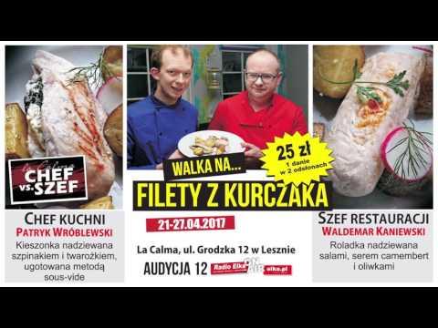 Wideo1: Chef vs Szef 12 - Walka na filety z kurczaka