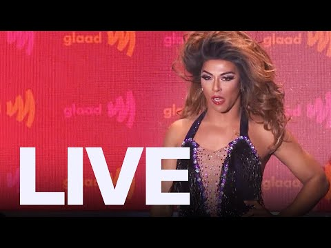 Shangela Performs Beyonce In Front Of Beyonce | Et Canada Live