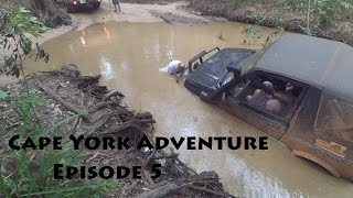 York Australia  City new picture : 4x4 Cape York Adventure 2016: Episode 5 - The Top of Australia