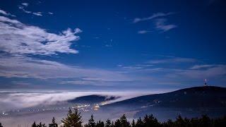 Inversion Zeitraffer/Timelapse Erzgebirge