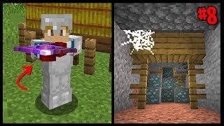Finding DIAMONDS In 1.14.3!? | Minecraft Village & Pillage Challenge | #8