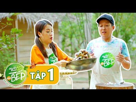 Full #1   Trường Giang, Puka về miền Tây, trổ tài làm lươn nấu khoai sọ   Muốn Ăn Phải Lăn Vào Bếp - Thời lượng: 25:42.