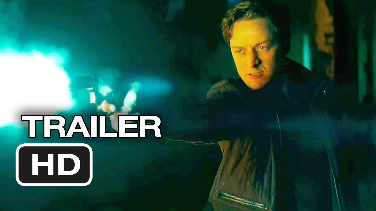 James McAvoy is in a 'Trance' in Danny Boyle's Psychological Thriller [Trailer] with Vincent Cassel & Rosario Dawson