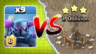 Video ALL MAX LEVEL 6 PEKKA'S vs TOP PLAYER IN WAR!! - Clash Of Clans - GEM TO MAX LEVEL! MP3, 3GP, MP4, WEBM, AVI, FLV Juni 2017