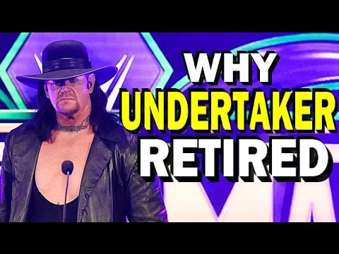 10 Reasons Why The Undertaker Retired from WWE