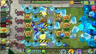 PLANTS VS ZOMBIES 2 TIEMPOS MODERNOS EPISODIO 101