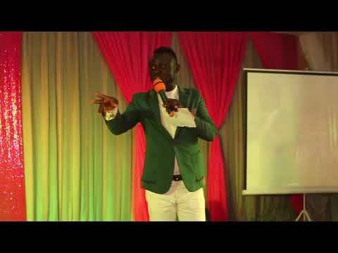 MC IGODU CRACK THE AUDIENCE RIBS AT MUSIC FIESTA WITH ELECT'S OF GOD CHOIR