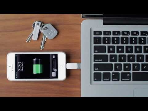 IPPINKA   Charger Key for iPhone, iPad + iPod