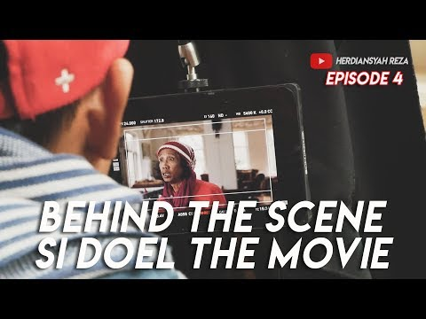 NGERJAIN ROMBONGAN SI DOEL! | SERUNYA SYUTING SI DOEL THE MOVIE DI BELANDA! | EPISODE 4 | REZZVLOG