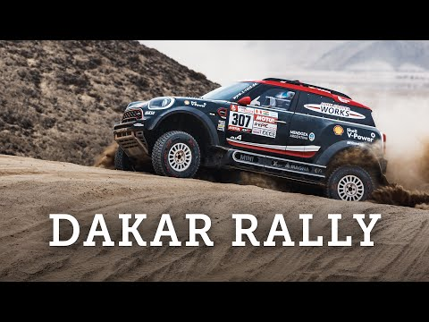 FIRST TIME RALLY PHOTOGRAPHY! — DAKAR 2018