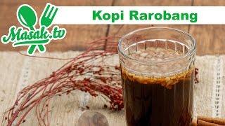 Kopi Rarobang