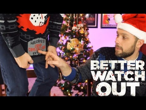 BETTER WATCH OUT Movie Review