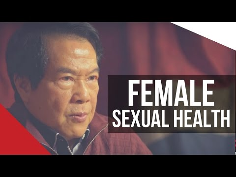 SEXUAL EXERCISES FOR WOMEN | Mantak Chia on London Real
