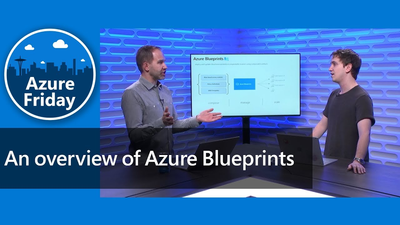 Picture of An assessment of Azure Blueprints Azure Friday