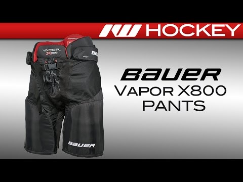 Bauer Vapor X800 Ice Hockey Pants Review
