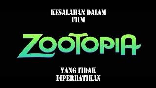 Nonton Kesalahan Dalam Film Zootopia (2016) Yang Tidak Diperhatikan Film Subtitle Indonesia Streaming Movie Download