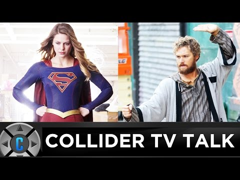 Download Collider TV Talk - Supergirl Moving From CBS To CW? Iron Fist Set Photos HD Mp4 3GP Video and MP3