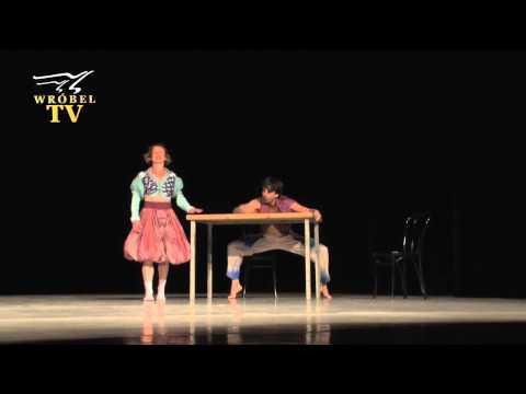 Bursztynowy Faun 2012 – the empty room