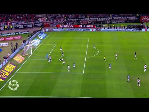 Gol de Lucas Pratto vs. Atlético Tucumán
