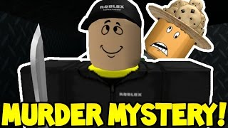WORST PLAYER EVER in ROBLOX MURDER MYSTERY 2!