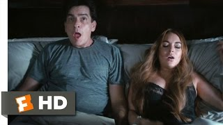 Scary Movie 5 (2013) - Charlie Sheen and Lindsay Lohan Scene (1/9) | Movieclips