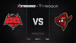HellRaisers vs Renegades, map 1 nuke, StarSeries i-League Season 4 Finals