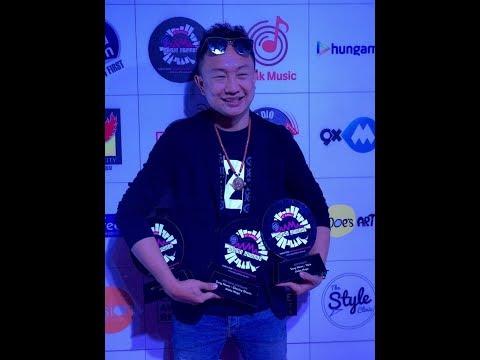 Alobo Naga wins Artist Aloud Music Awards 2018