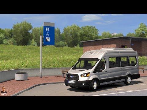 Ford Transit 2016 v1.0