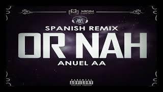 Anuel AA - Nadie Es Intocable (Audio Oficial)