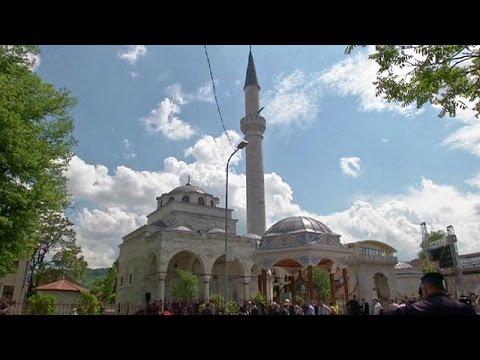 Βοσνία: Εγκαίνια του αναστηλωμένου τεμένους Φερχάντιε