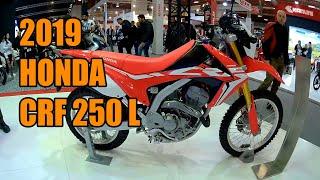 6. 2019 HONDA CRF250L