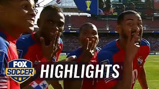 SUBSCRIBE to get the latest FOX Soccer content: https://www.youtube.com/user/Foxsoccer?sub_confirmation=1 Full group stage highlights between Panama and Mart...