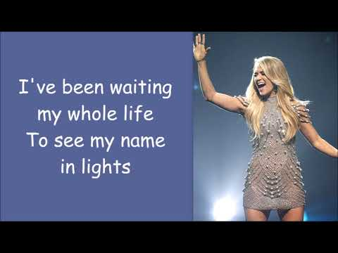 Carrie Underwood Ft. Ludacris ~ The Champion (Lyrics)