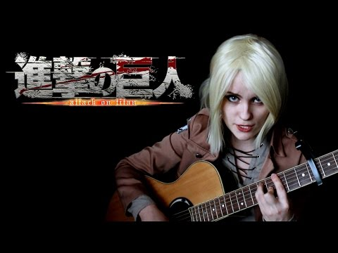 "Sound Horizon  ""Guren No Yumiya"" Cover by Alina Gingertail"