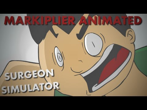 Markiplier Animated | Surgeon Simulator