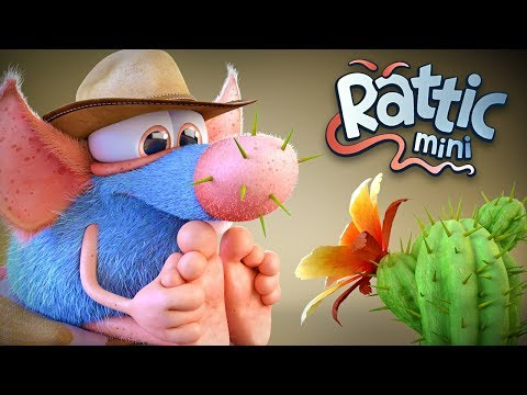Cartoon   Rattic – Full Episode Compilation   Cartoons For Kids   Funny For Kids   New Cartoons 2018