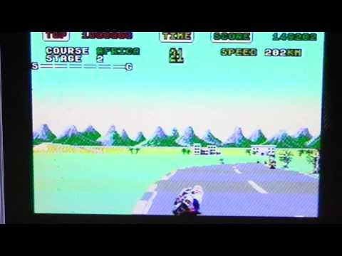 Super Hang-On Atari